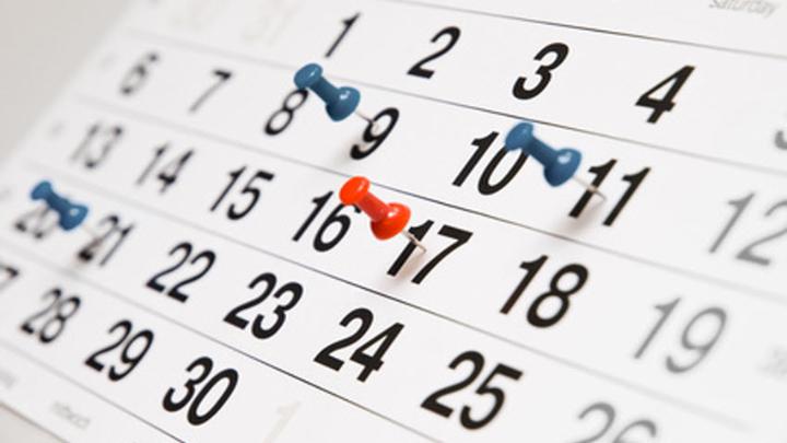 Özel Günler ve Haftalar Takvimi