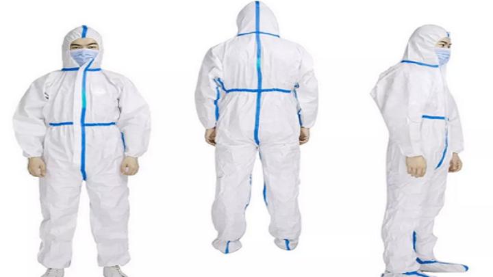 Virüs Koruyucu Kıyafet Nedir