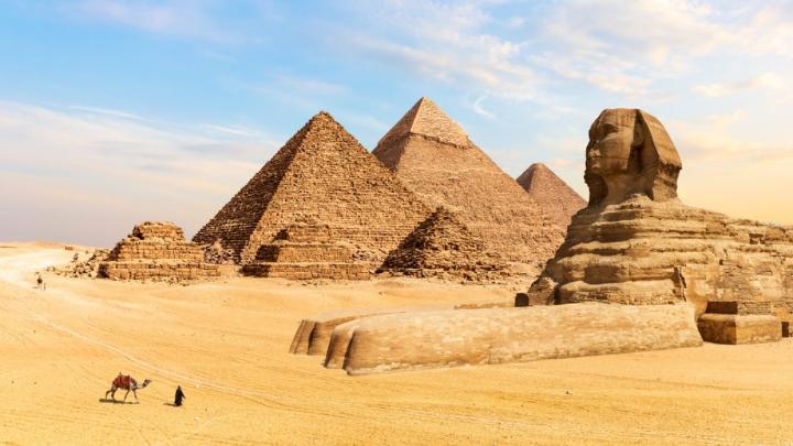 Mısır Piramitleri Nereden Geliyor