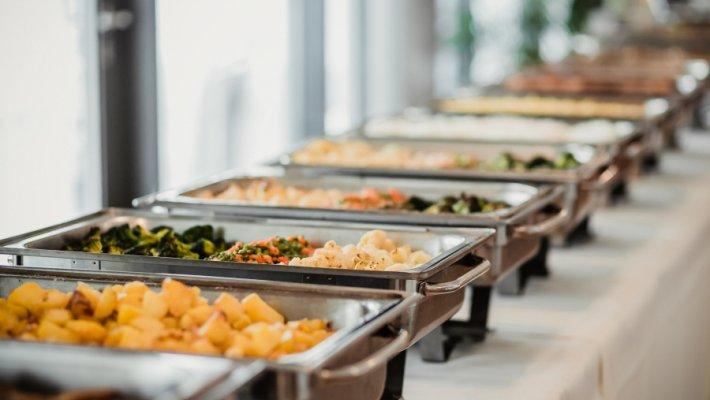 Toplu Yemek Hizmeti (Catering)